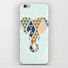 Gajraj - The Elephant Head iPhone & iPod Skin