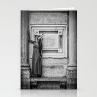 venice Stationery Cards featuring Venice by Traven Milovich