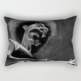 Frank Zappa Rectangular Pillow