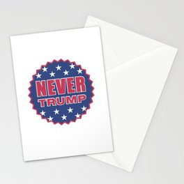 Never Trump Stationery Cards