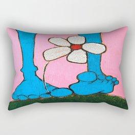 Footloose and Fancy Free Rectangular Pillow