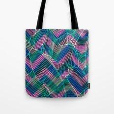 Foliage Pattern Tote Bag