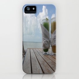 Heaven on a hot summer day..  iPhone Case