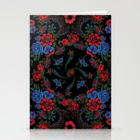 russian Stationery Cards featuring Russian Style by Eduardo Doreni