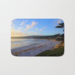 Sunset Daze Bath Mat