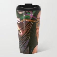 Green Cristals Travel Mug