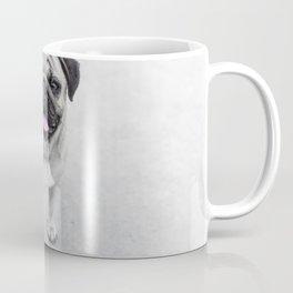 Pug tounge Coffee Mug
