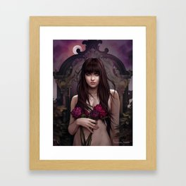 Call it mine Framed Art Print