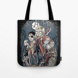 Buffy The Vampire Tote Bag