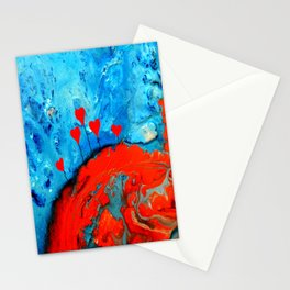 Germinating Love Stationery Cards
