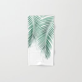 Summer Palm Leaves #2 #tropical #decor #art #society6 Hand & Bath Towel