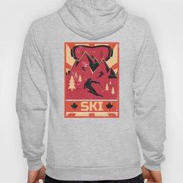 Ski Propaganda   Winter Sports Hoody