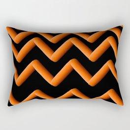 44 Carrots Rectangular Pillow