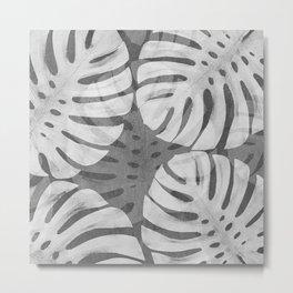 Jungle Spill Metal Print