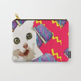 Attack of the breakfast! Carry-All Pouch
