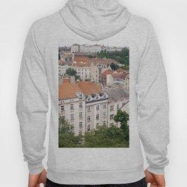 Prague Rooftops Hoody