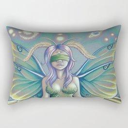 Third Sight Rectangular Pillow