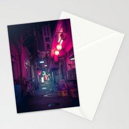Tokyo Neon Underworld Stationery Cards