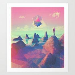Platonic Art Print