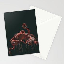 Beautiful flamingo Stationery Cards