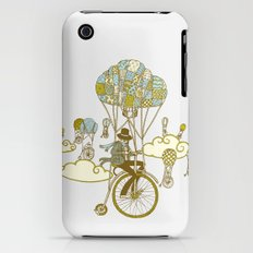 Bicycle Race iPhone (3g, 3gs) Slim Case