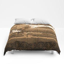 Osprey Monochrome Comforters