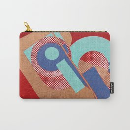 Gerald Laing in Rio Carry-All Pouch