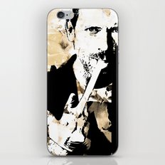 Hugh Laurie/Dr. Gregory House iPhone & iPod Skin