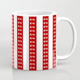 Hard Candy Strips Coffee Mug