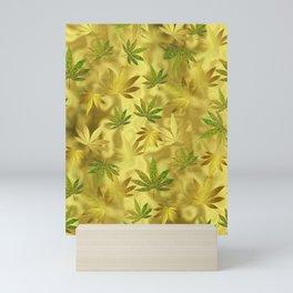 Marijuana Mini Art Print