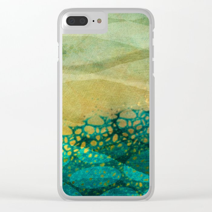 Take me to Another World... Clear iPhone Case