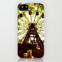 Wonderwheel iPhone Case