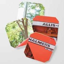 Allis - Chalmers Vintage Tractor Coaster
