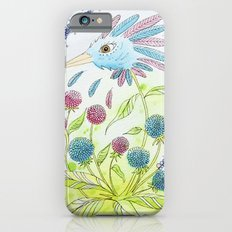 Flower-bird iPhone 6s Slim Case