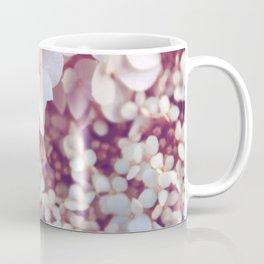Pink and White Flowers (Color) Coffee Mug