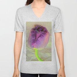 Purple Crush Unisex V-Neck
