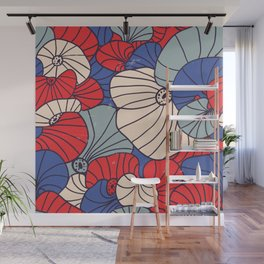 Japanese Pattern #5 Wall Mural