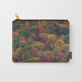 Fall Mountainside Carry-All Pouch