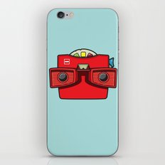 #42 Viewmaster iPhone & iPod Skin
