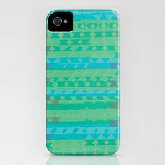 Summertime Green iPhone (4, 4s) Slim Case