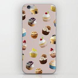 Cupcake royale iPhone Skin