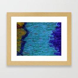 Tapestry 009 Framed Art Print