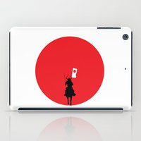 japan iPad Cases featuring Japan by bluedox