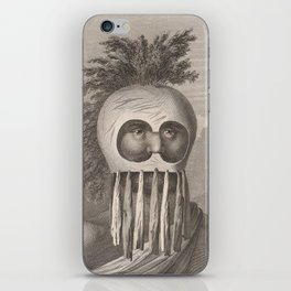 Vintage Hawaiian Art iPhone Skin