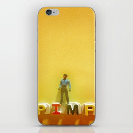 Lando at the Partay iPhone Skin