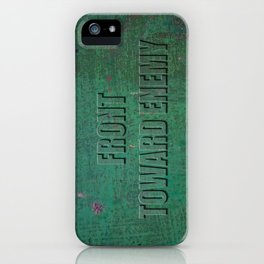 Claymore iPhone Case