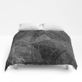 Ab Marble Layer Comforters