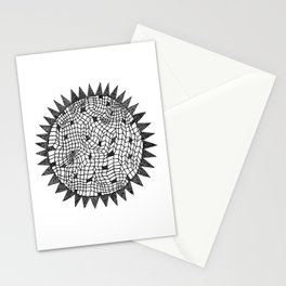Sun or Star Stationery Cards