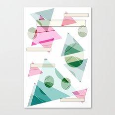 Pattern 2017 044 Canvas Print