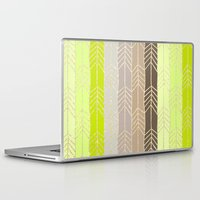 arrow Laptop & iPad Skins featuring Arrow by Ebru S.